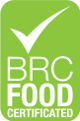 BRC Food Certificated